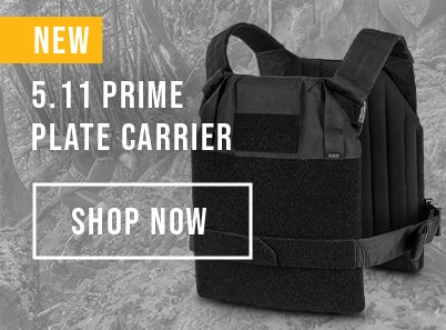 image of 5.11 prime plate carrier