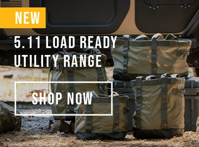 image of 5.11 load ready utility range bags