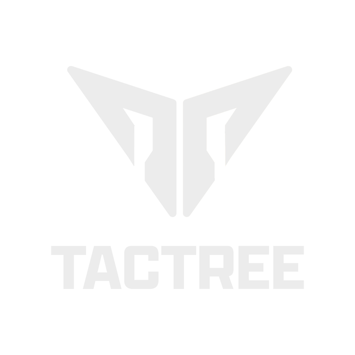 TacTree Limited Edition Tactical Mask Morale Patch (Grey)
