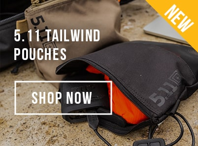 image of 5.11 tactical tailwind pouches