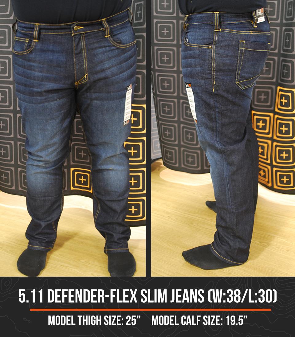 d1fb1371 ... 5.11 Defender Flex Slim Jeans