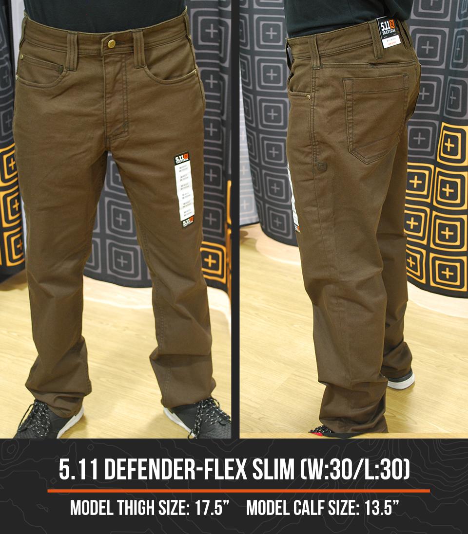 9ed288c9 5.11 Defender Flex Slim Jeans ...