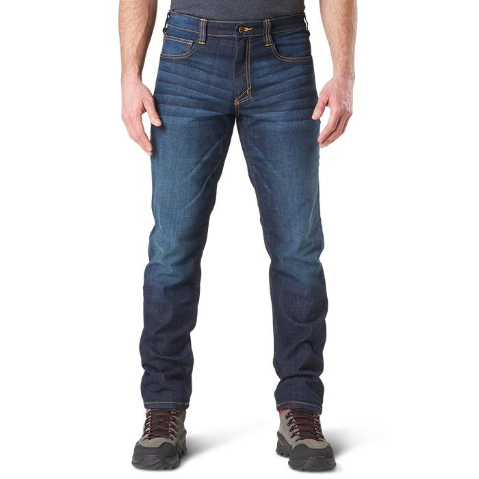 Defender-Flex Slim Jeans (Dark Wash)